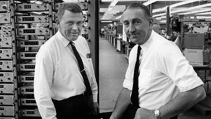 """HP's original culture was shaped and maintained by its cofounders Bill Hewlett and Dave Packard. The essence of HP's culture, known as the """"HP Way"""" could be expressed in a few straightforward objectives including self-financed growth, highly differentiated products, respect for employees, and good corporate citizenship."""