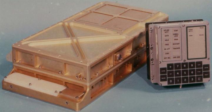 AGC case and keyboard. Photo: NASA