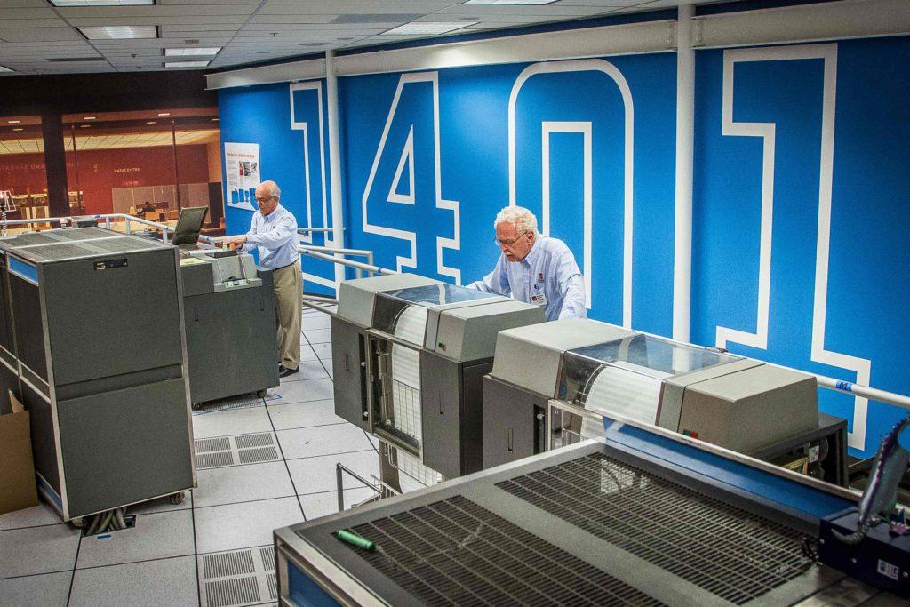 IBM1401 Exhibit