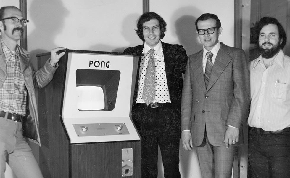 Atari Cofounder Ted Dabney