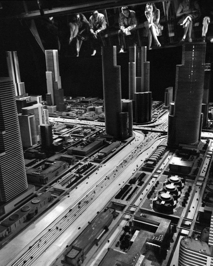 Futurama: Highways & Horizons, 1939