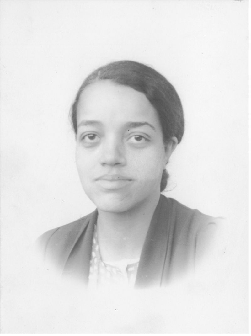 Early portrait of Dorothy Vaughan. Image: NASA